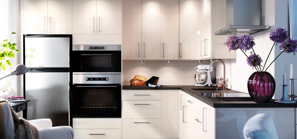 cocina pequeña saneamientospozuelo.com